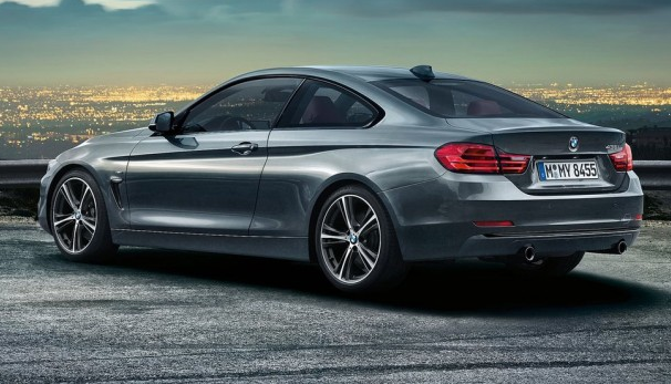 BMW 4 Series Revealed