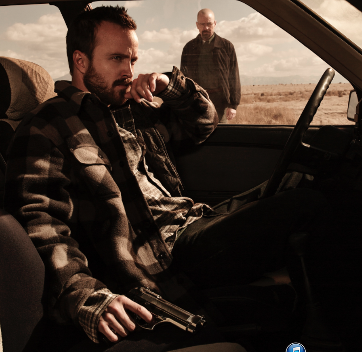 Breaking bad - Need for speed