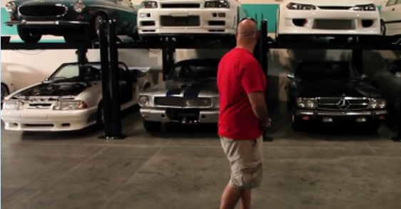 A Video Tour Of Paul Walkers Epic Car Collection (VIDEO) ...
