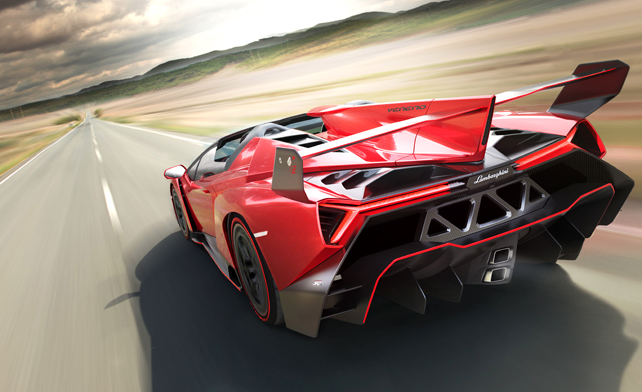 The most expensive cars of 2014