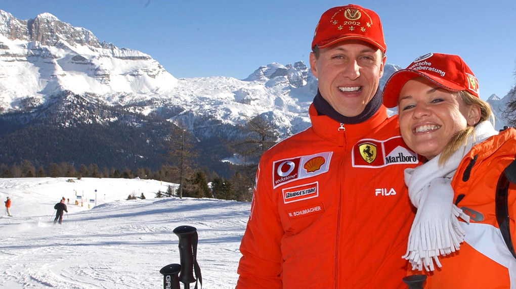 Michael Schumacher Critical but Stable
