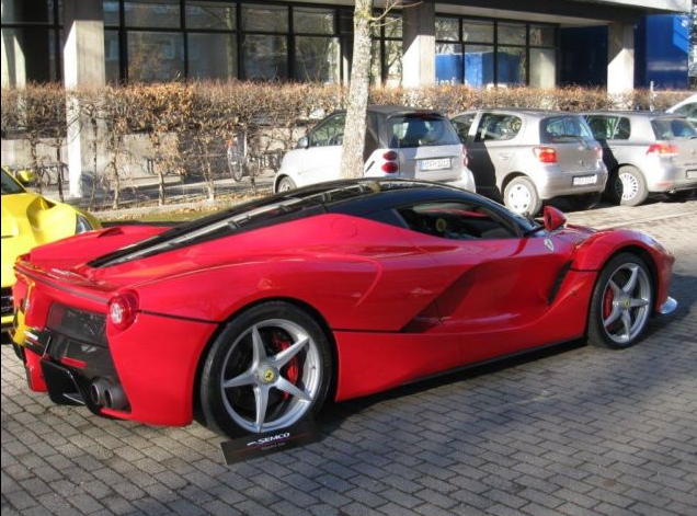La Ferrari for sale
