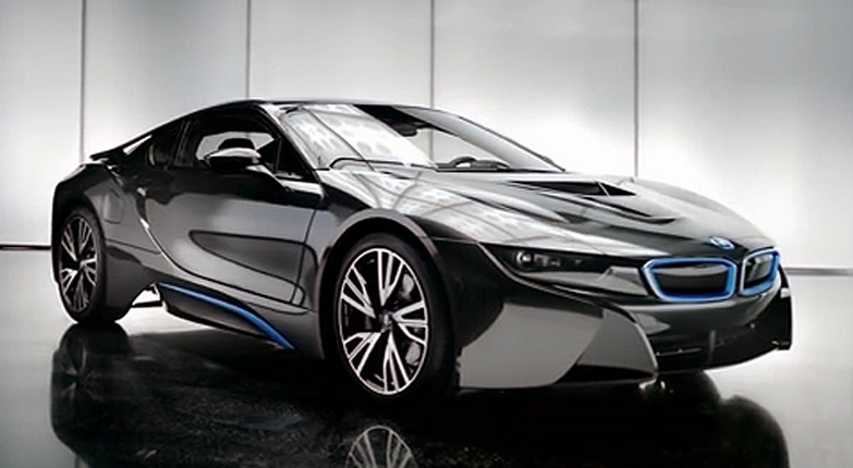 BMW Explain I8 Design And Performance In New Videos