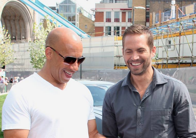 Vin Diesel pays emotional tribute to 'Brother' Paul Walker