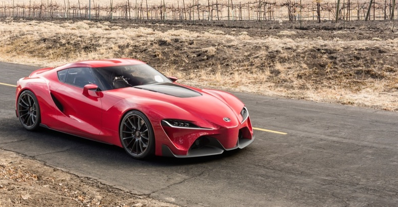 Toyota Reveal The FT-1 Concept That Is Set To Be The 'Supra' and It Is Breathtaking (VIDEO)