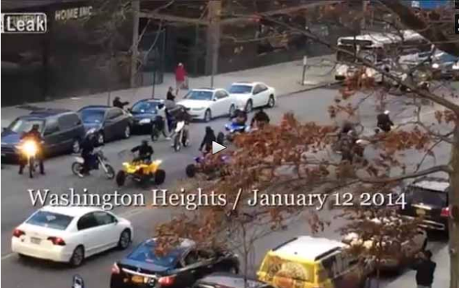New York Biker Gangs Are Back and They Are Causing Chaos (VIDEO)