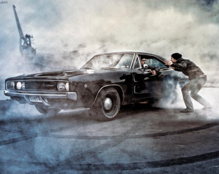 'Need For Speed' The Movie, Bring In The Muscle! #AmericanMuscle