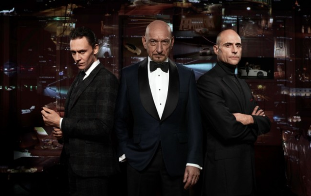 Tom Hiddleston, Ben Kingsley and Mark Strong star in Jaguar Commerical