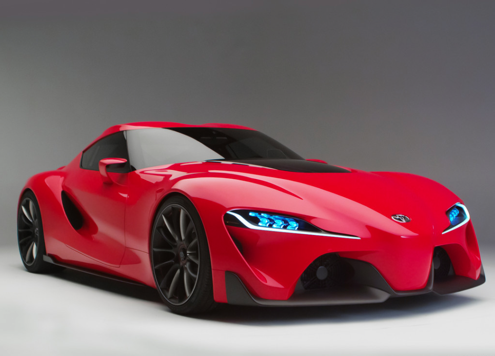 Design Secrets Of The Toyota FT-1 Concept