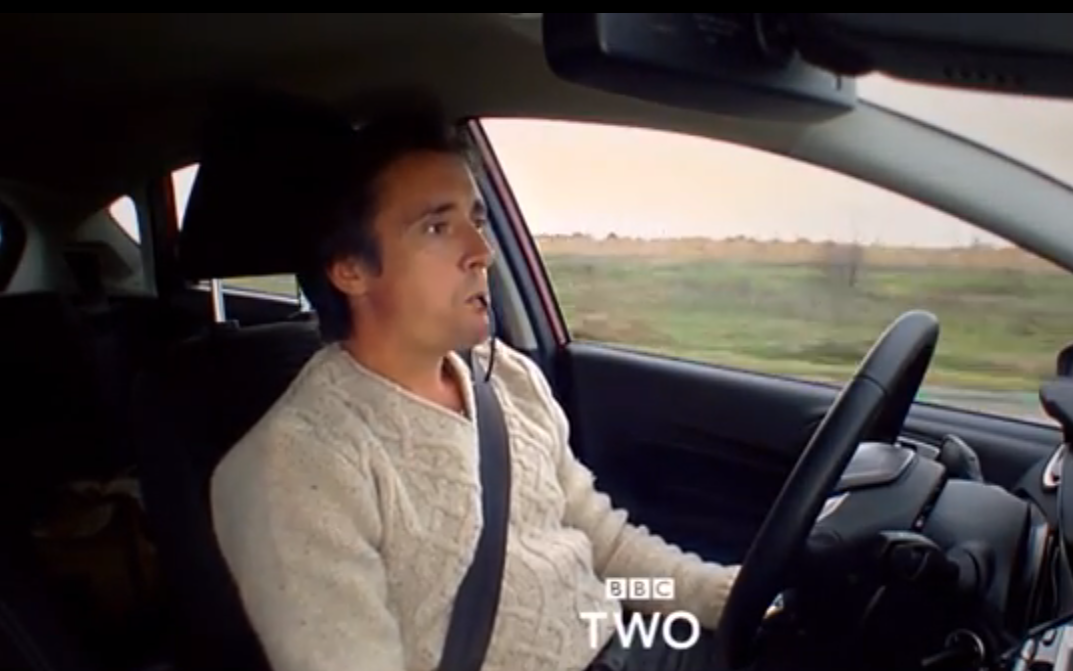 Top Gear: Series 21 Richard Hammond Teaser Trailer