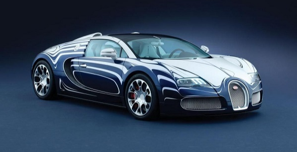 The Best Of Bugatti