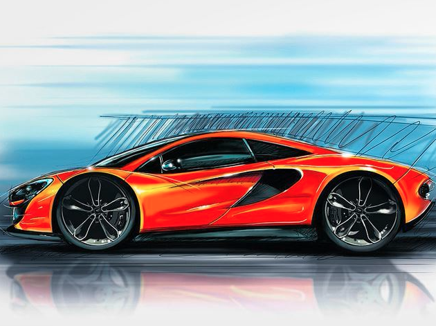 McLaren's Porsche 911 Rival Takes Shape Through Rumors