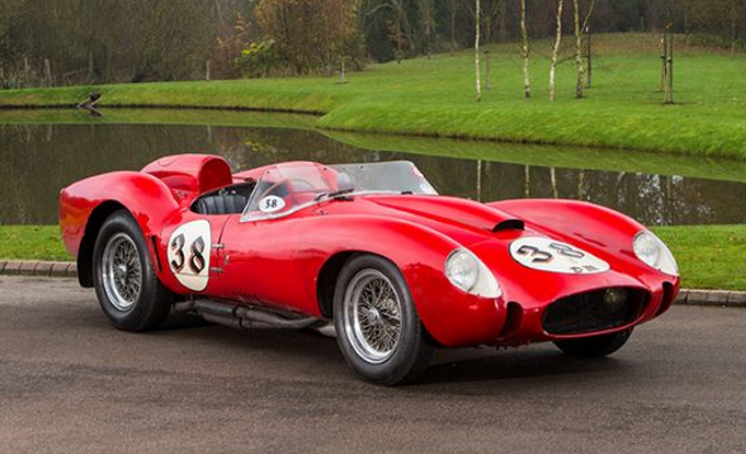 Ferrari 250 TR sells for £24m (PHOTOS)