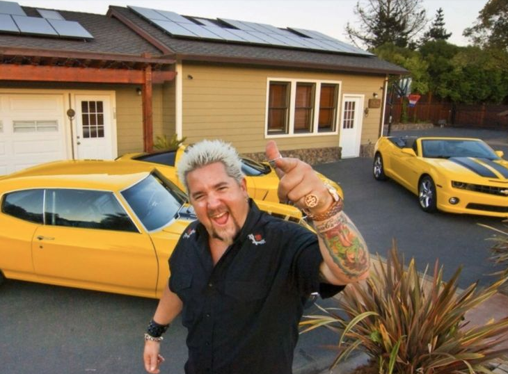 Teenager who stole Guy Fieri's Lamborghini gets life in prison (VIDEO)