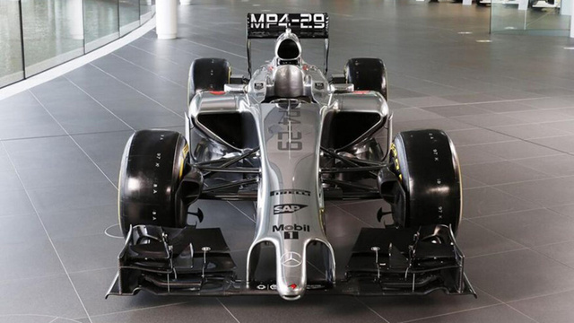 And We're Back To Penis Nose With The McLaren MP4-29
