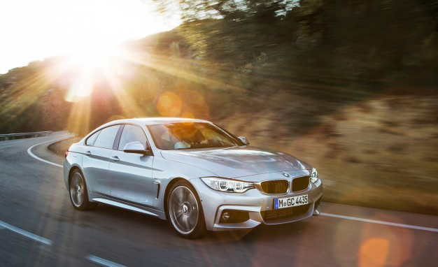 2015 BMW 435i Gran Coupe