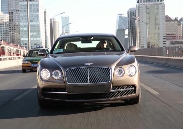 The New Bentley Continental GT V8 S Revealed at the NAIAS 2014