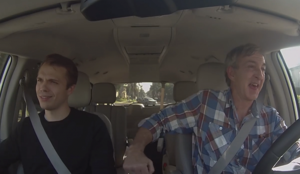 Conversations With Dad That Only Happen In A Car (VIDEO)