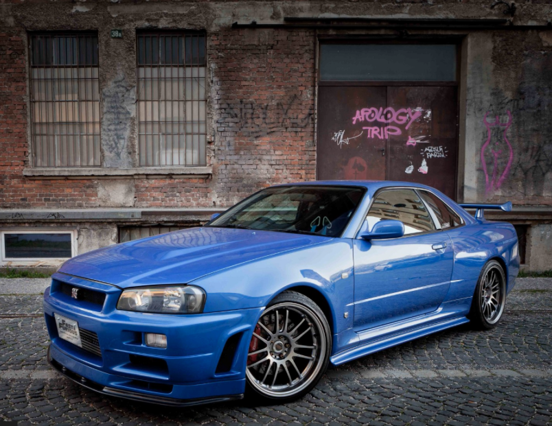 nissan-skyline-Paul-walker-cars