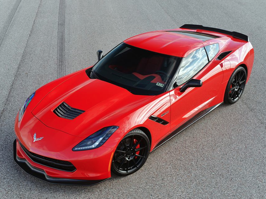 Hennessey Corvette Stingray