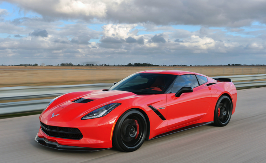 Hennessey HPE700 Corvette Stingray
