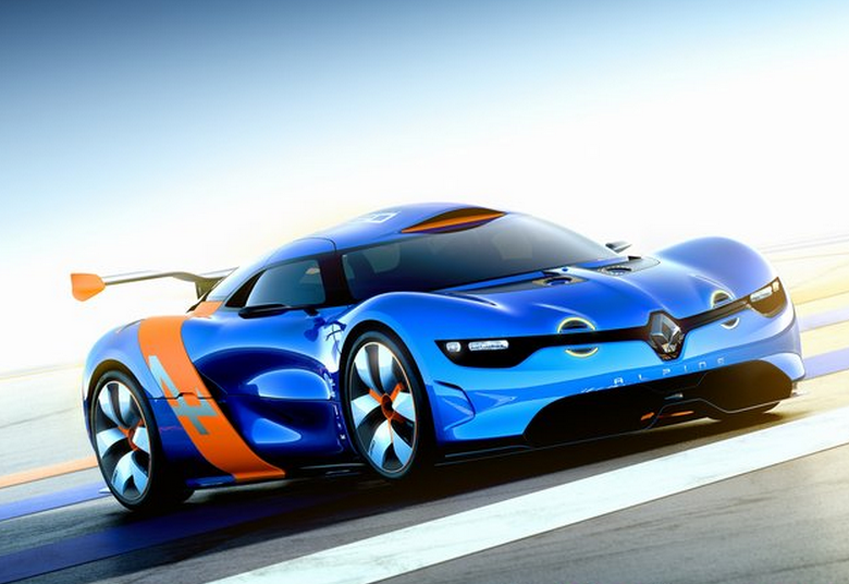 Renault Alpine Super Car Release Delayed Until 2016 After Being Sent Back For Redesigns!