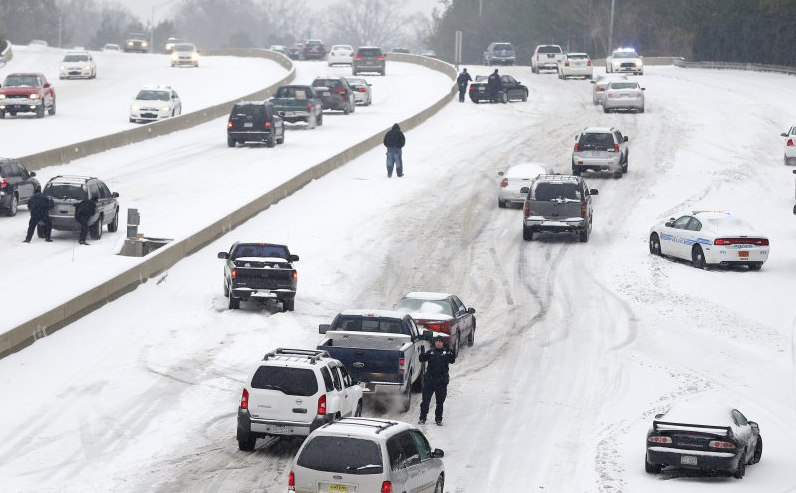 Here's North Carolina's Plan For Moving All Those Abandoned Cars