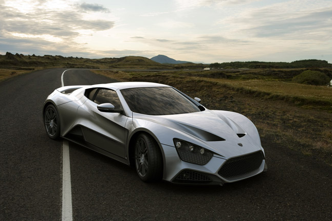 The Zenvo ST1 Supercar Is Finally Set To Make Debut At Geneva Motor Show