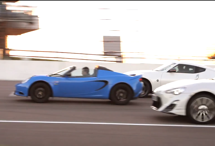 Drag Race: Lotus Elise S