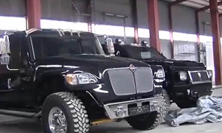 Car Collection of the Former Ukrainian President's Son