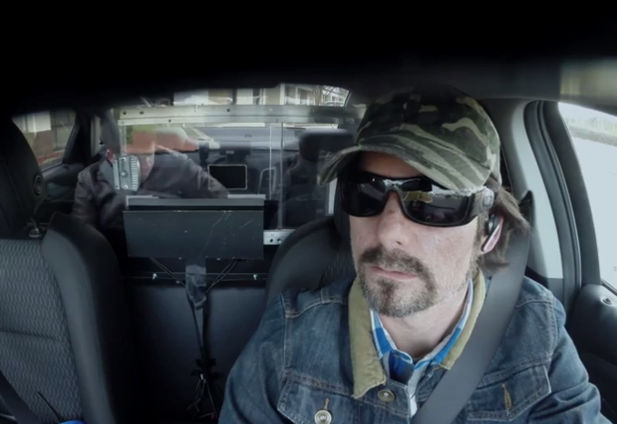 Pepsi and Jeff Gordon Team Up For Yet Another Awesome Cop Car Prank (VIDEO)