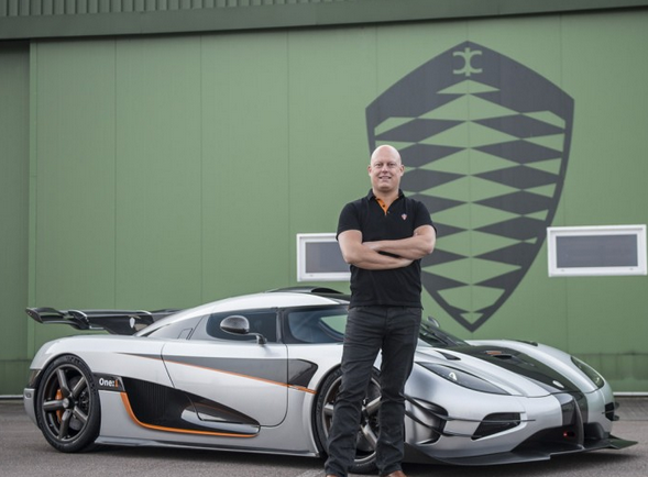 Koenigsegg One:1 Supercar Comes With Cloud and App