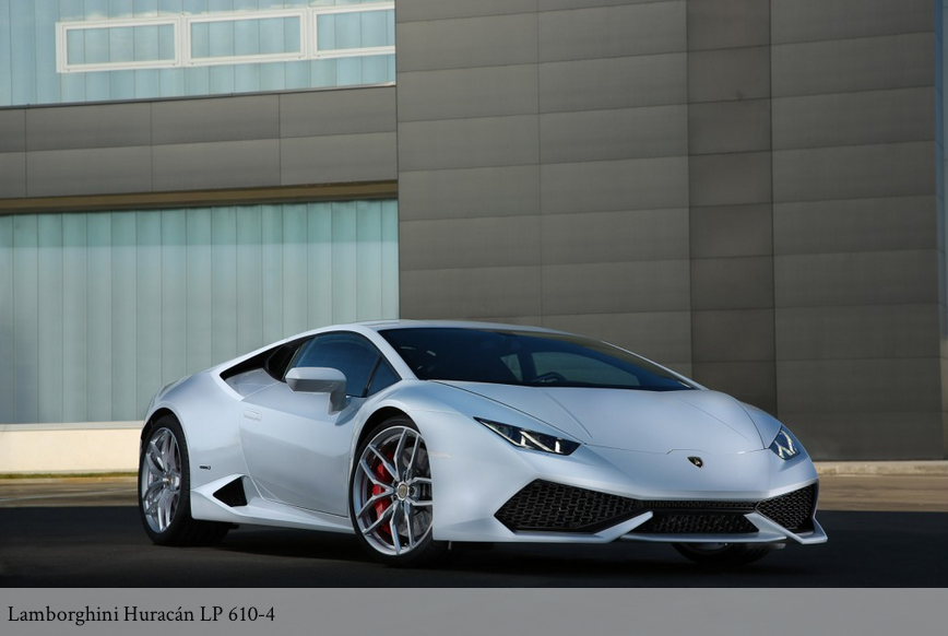 Lamborghini Huracán Makes North American Debut At Amelia Island Concours