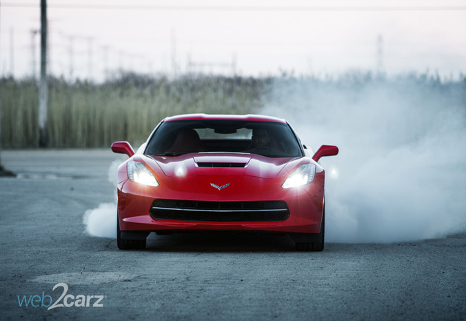 Everything You Need To Know About The 2014 Chevrolet Corvette Stingray Z51