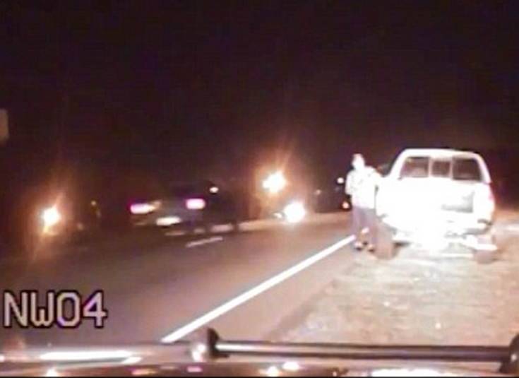 Watch This Cop Shoot Old Man For Reaching For Cane During Routine Traffic Stop (Graphic Video)