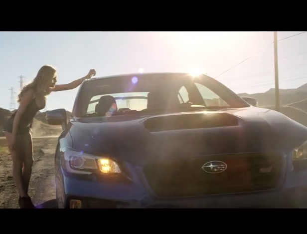 New Subaru Impreza WRX STi (+ Super Hot Girl) Features In Ride Of Her Life Trailer (VIDEO)