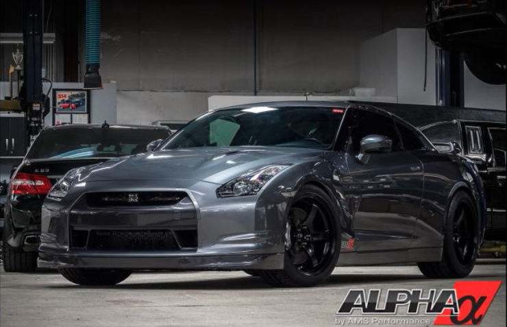 1600 hp nissan gtr battle