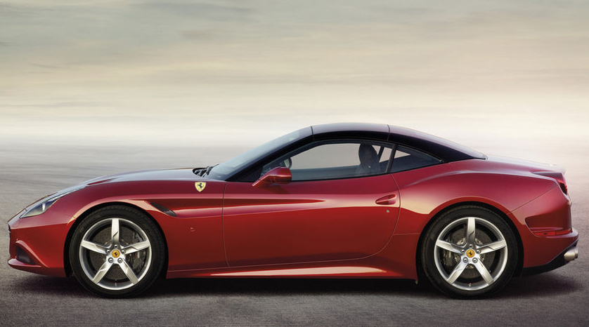 Up Close With The Ferrari California T At Geneva 2014 (VIDEO & PHOTOS)