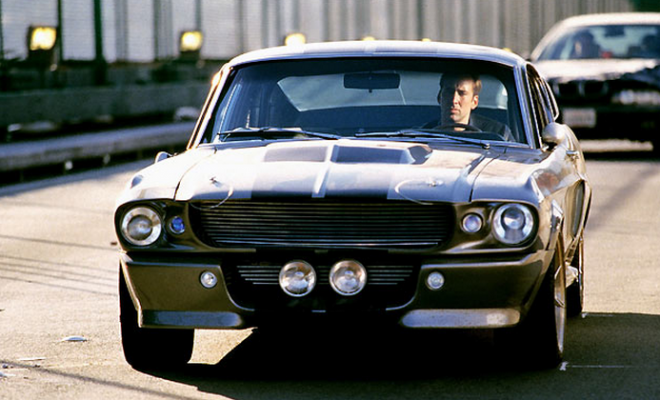 'Eleanor' From Gone In 60 Seconds Just Sold For $1.1 Million