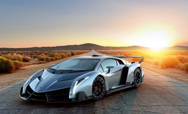 Anniversary Special: Celebrating 50 Years Of Lamborghini