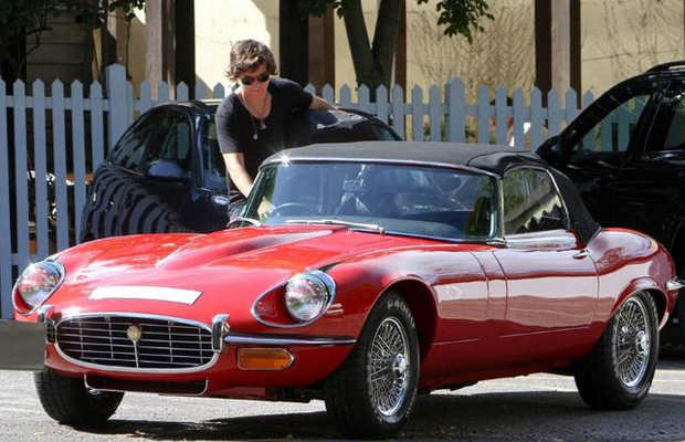 Harry Styles' incredible car collection