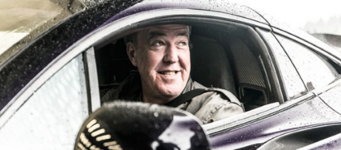 Jeremy Clarkson Drives The McLaren P1!
