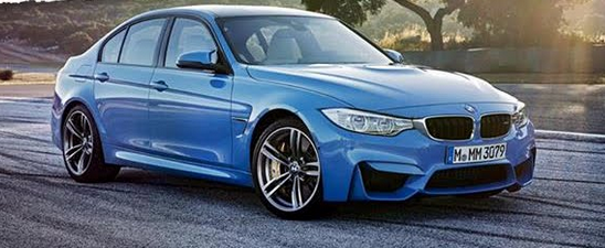 2015 BMW M3 And M4 Revealed In Leaked Images
