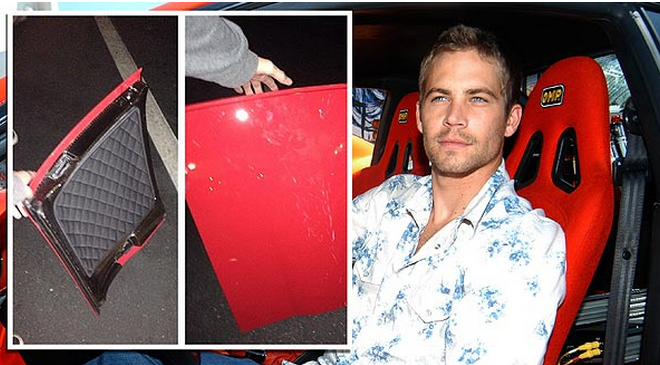 Thieves Caught Stealing Roof From Paul Walker's Porsche Wreckage Caught on Camera Arrested! (VIDEO)