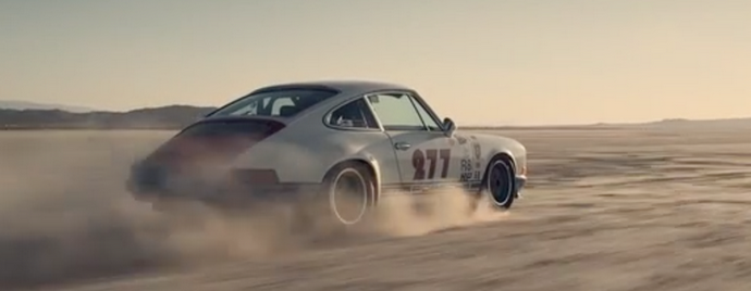 This Porsche Desert Outlaw (VIDEO)