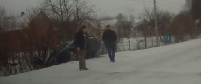 The Top 5 Disastrous Winter Russian Dash Cam's (VIDEO)