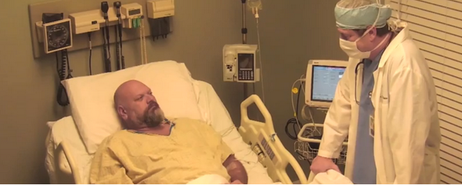 Epic Coma Prank Makes Drunk Driver Think He's Been Asleep For 10 Years (VIDEO)