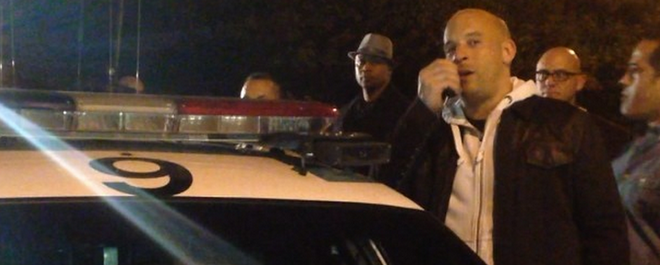 Vin Diesel Thanks Fans For The Love They Have Show At Paul Walkers Crash Site (VIDEO)