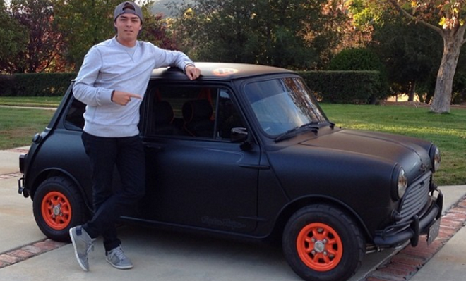 Rickie Fowler's New 66 Mini Cooper and 5 Other Golfers Cars! (PHOTOS)