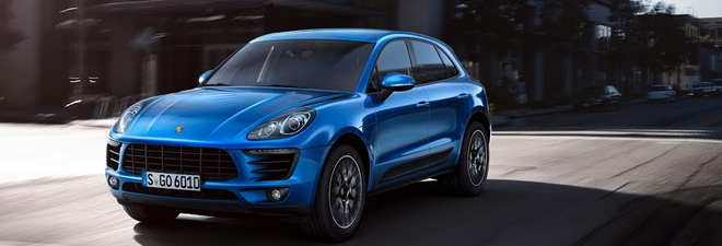 2015 Porsche Macan SUV Officially Revealed